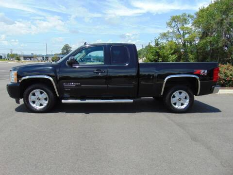 2013 Chevrolet Silverado 1500 for sale at CR Garland Auto Sales in Fredericksburg VA