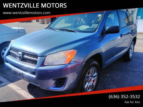 2011 Toyota RAV4 for sale at WENTZVILLE MOTORS in Wentzville MO