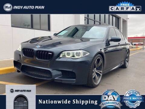 2014 BMW M5 for sale at INDY AUTO MAN in Indianapolis IN