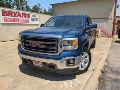 2015 GMC Sierra 1500 for sale at Auto Bankruptcy Loans in Chickasha OK