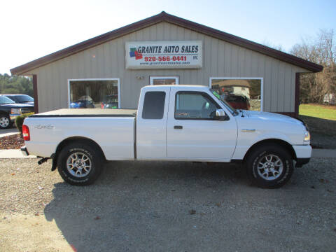 2008 Ford Ranger for sale at Granite Auto Sales in Redgranite WI