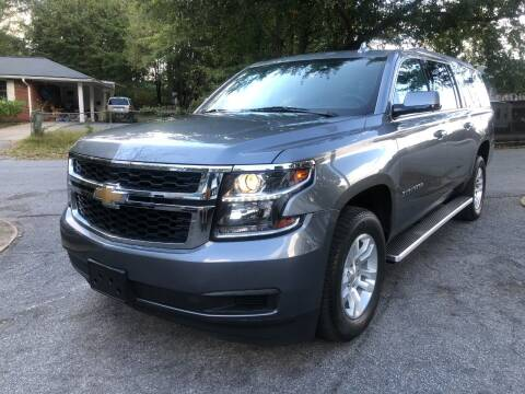 2020 Chevrolet Suburban for sale at RC Auto Brokers, LLC in Marietta GA