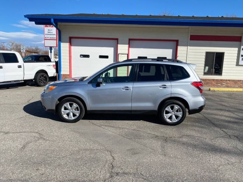 2014 Subaru Forester for sale at Auto Outlet in Billings MT