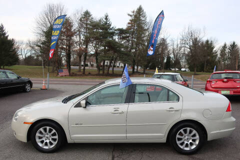 2008 Mercury Milan for sale at GEG Automotive in Gilbertsville PA