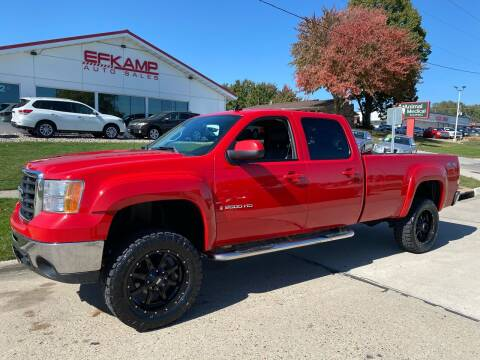 2009 GMC Sierra 2500HD for sale at Efkamp Auto Sales LLC in Des Moines IA