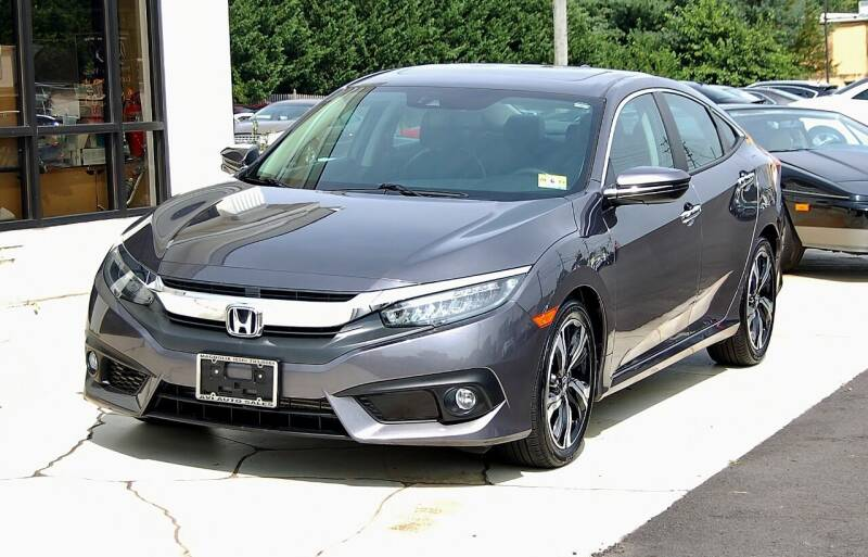2016 Honda Civic for sale at Avi Auto Sales Inc in Magnolia NJ