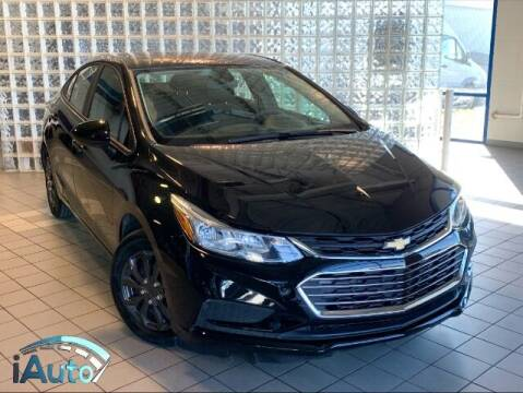 2018 Chevrolet Cruze for sale at iAuto in Cincinnati OH