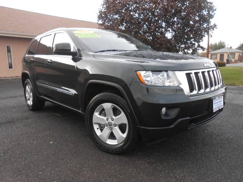 2011 Jeep Grand Cherokee for sale at McKenna Motors in Union Gap WA