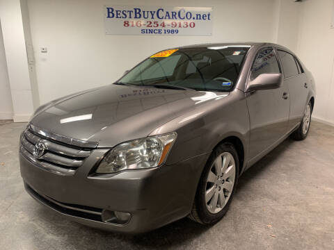 2007 Toyota Avalon for sale at Best Buy Car Co in Independence MO