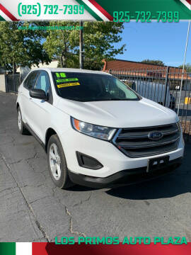 2018 Ford Edge for sale at Los Primos Auto Plaza in Antioch CA