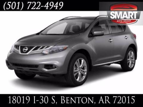 2010 Nissan Murano for sale at Smart Auto Sales of Benton in Benton AR