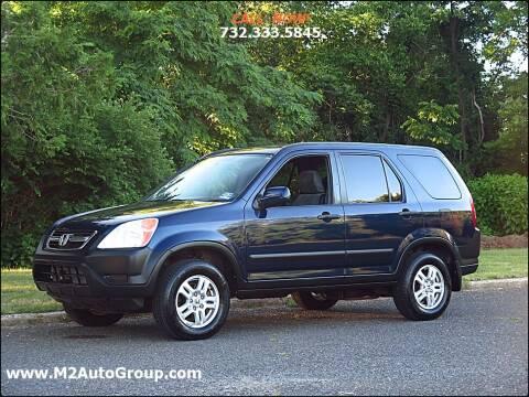 2003 Honda CR-V for sale at M2 Auto Group Llc. EAST BRUNSWICK in East Brunswick NJ