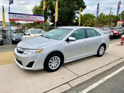 2012 Toyota Camry for sale at JR Used Auto Sales in North Bergen NJ