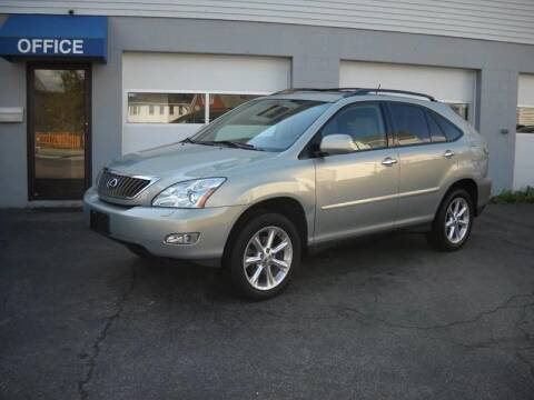 2009 Lexus RX 350 for sale at Best Wheels Imports in Johnston RI