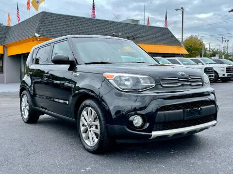 2019 Kia Soul for sale at Ole Ben Franklin Motors Clinton Highway in Knoxville TN