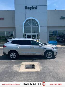 2020 Buick Enclave for sale at Bayird Truck Center in Paragould AR