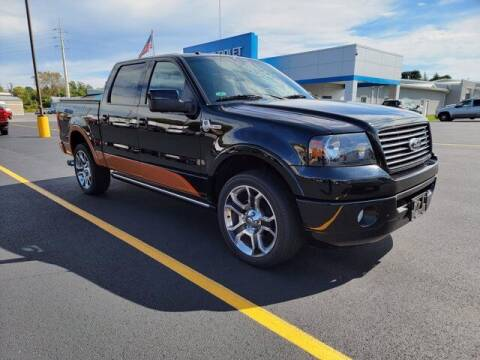 2008 Ford F-150 for sale at Frenchie's Chevrolet and Selects in Massena NY