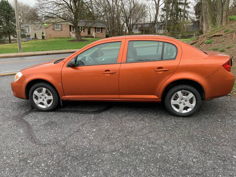 2007 Chevrolet Cobalt for sale at GRAHAM'S AUTO SALES & SERVICE INC in Ephrata PA