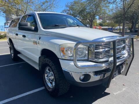 2009 Dodge Ram Pickup 2500 for sale at BIG BOY DIESELS in Ft Lauderdale FL
