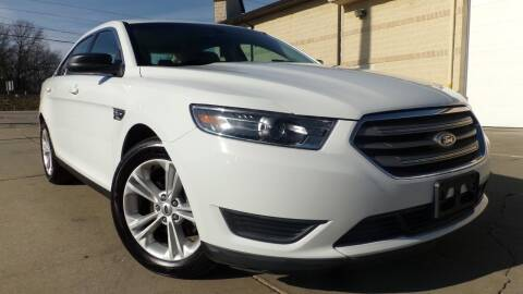 2015 Ford Taurus for sale at Prudential Auto Leasing in Hudson OH