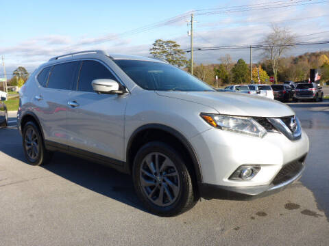 2016 Nissan Rogue for sale at Viles Automotive in Knoxville TN