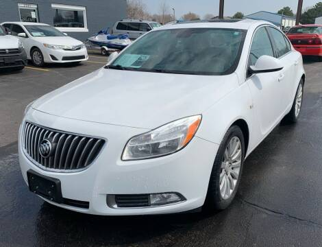2011 Buick Regal for sale at Eagle Auto LLC in Green Bay WI