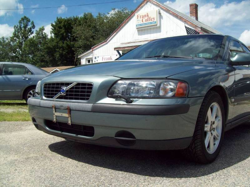 2001 Volvo S60 for sale at Frank Coffey in Milford NH
