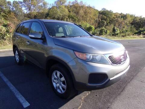 2012 Kia Sorento for sale at J & D Auto Sales in Dalton GA