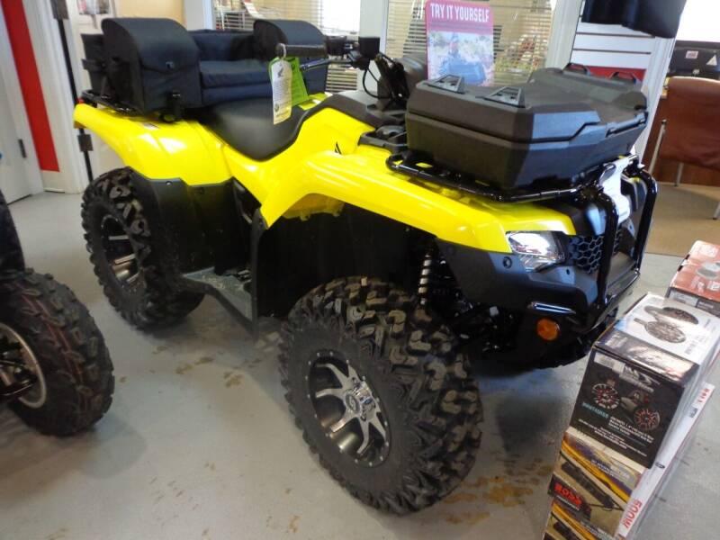 2020 Honda Rancher  for sale at Dan Powers Honda Motorsports in Elizabethtown KY
