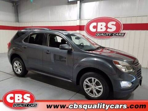 2017 Chevrolet Equinox for sale at CBS Quality Cars in Durham NC