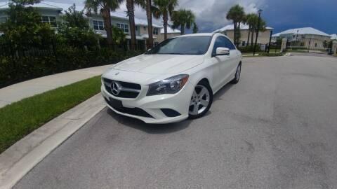 2016 Mercedes-Benz CLA for sale at Easy Finance Motors in West Park FL