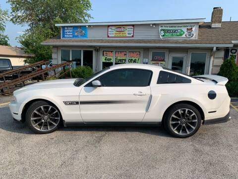 2012 Ford Mustang for sale at Revolution Motors LLC in Wentzville MO