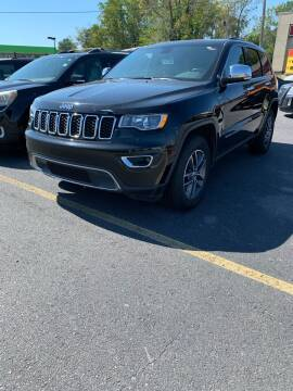 2018 Jeep Grand Cherokee for sale at BRYANT AUTO SALES in Bryant AR