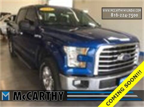 2017 Ford F-150 for sale at Mr. KC Cars - McCarthy Hyundai in Blue Springs MO