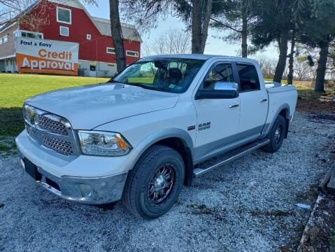 2014 RAM Ram Pickup 1500 for sale at Caulfields Family Auto Sales in Bath PA
