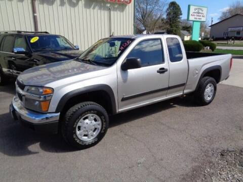 2008 Chevrolet Colorado for sale at De Anda Auto Sales in Storm Lake IA