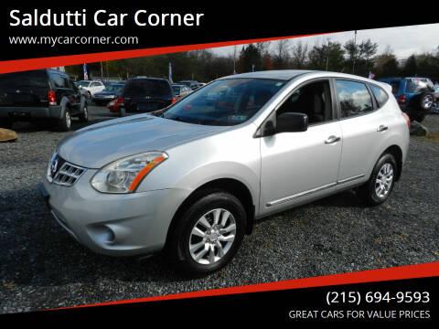 2013 Nissan Rogue for sale at Saldutti Car Corner in Gilbertsville PA