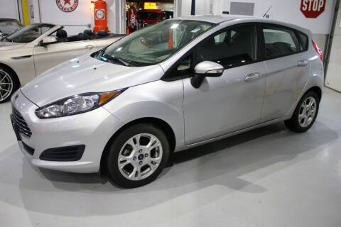 2015 Ford Fiesta for sale at Great Lakes Classic Cars & Detail Shop in Hilton NY