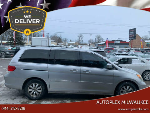 2010 Honda Odyssey for sale at Autoplex Milwaukee in Milwaukee WI