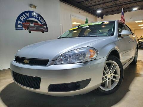 2013 Chevrolet Impala for sale at Italy Blue Auto Sales llc in Miami FL