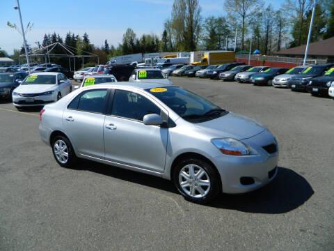 2009 Toyota Yaris for sale at J & R Motorsports in Lynnwood WA