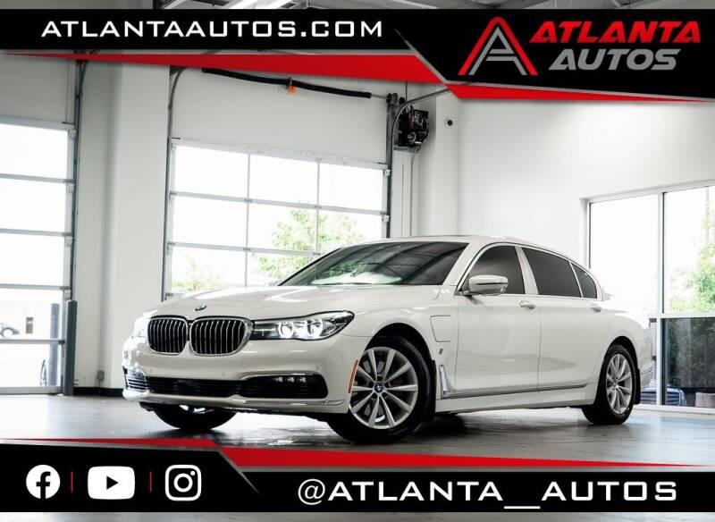 2018 BMW 7 Series for sale in Marietta, GA