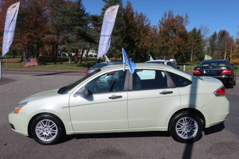 2010 Ford Focus for sale at GEG Automotive in Gilbertsville PA