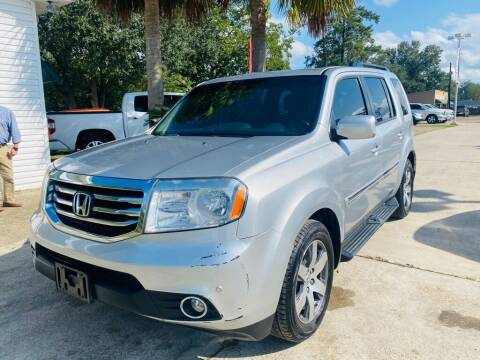 2015 Honda Pilot for sale at Southeast Auto Inc in Walker LA