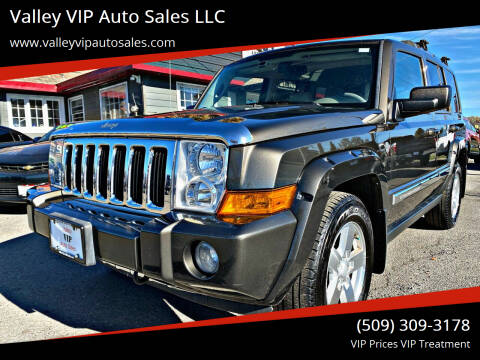 2006 Jeep Commander for sale at Valley VIP Auto Sales LLC in Spokane Valley WA