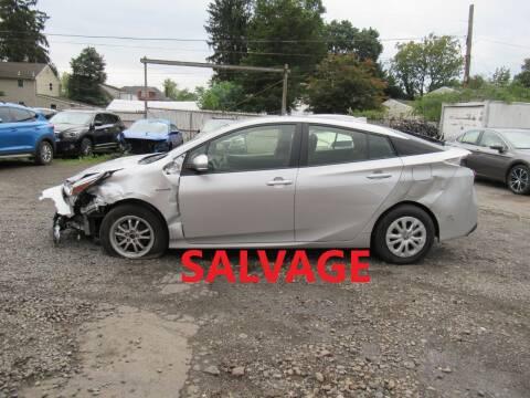 2021 Toyota Prius for sale at PRESTIGE IMPORT AUTO SALES in Morrisville PA