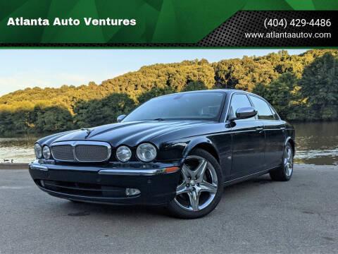 2007 Jaguar XJ-Series for sale at Atlanta Auto Ventures in Roswell GA