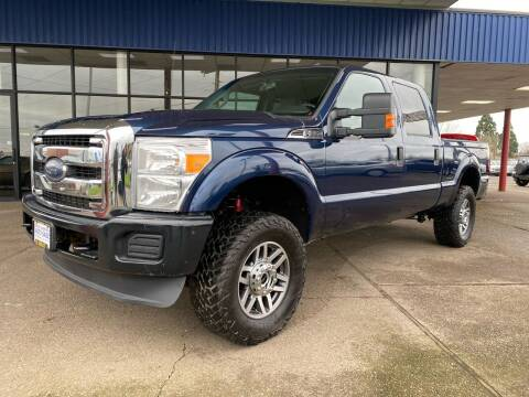 2016 Ford F-250 Super Duty for sale at South Commercial Auto Sales in Salem OR
