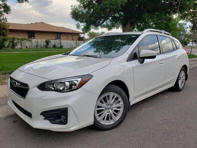 2017 Subaru Impreza for sale in Sheridan, CO