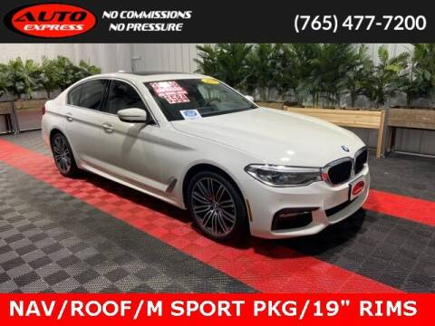 2018 BMW 5 Series for sale at Auto Express in Lafayette IN